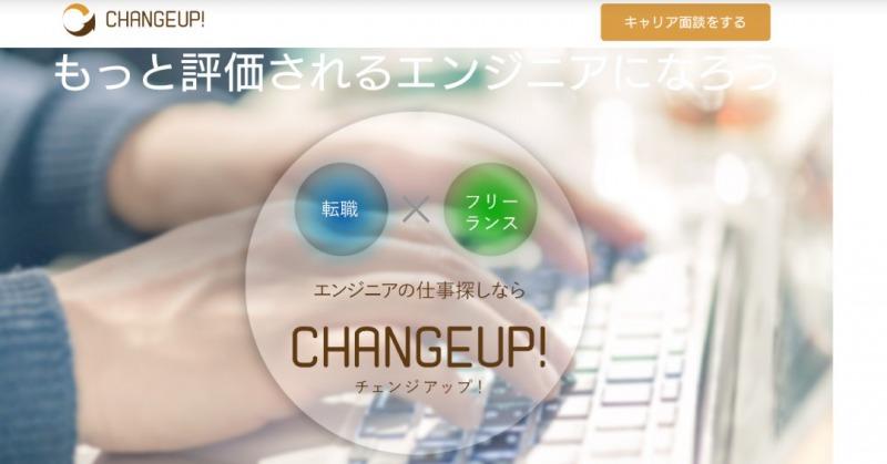 CHANGEUP!キャプチャー画像