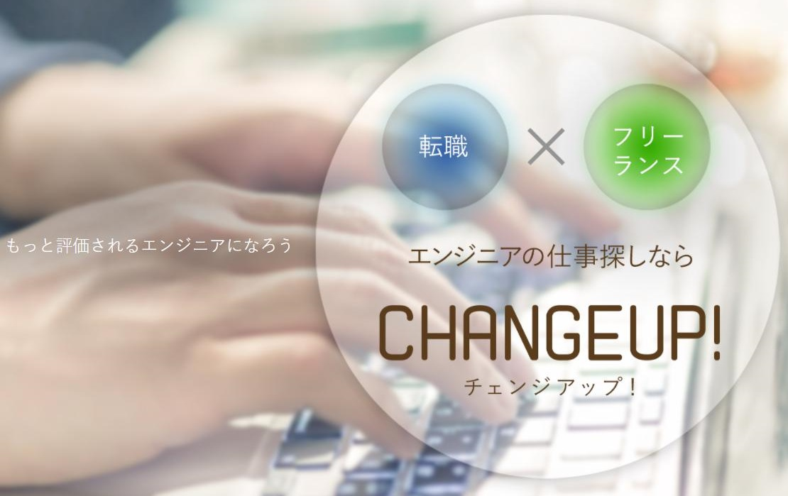 CHANGEUPのHP