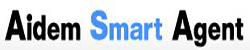 アイデムスマートエージェントのロゴ