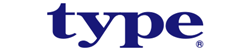 typeロゴ