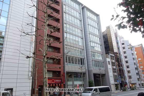 株式会社アイデムの本社ビル