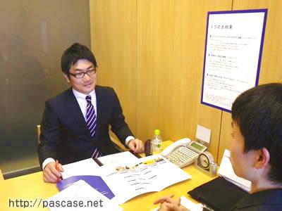 doda大浦さんとのインタビュー風景