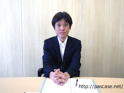 マイナビエージェントのIT業界担当者の折尾さんの写真