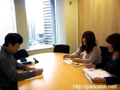 マイナビエージェントの転職エージェント馬場さんと礒田さん