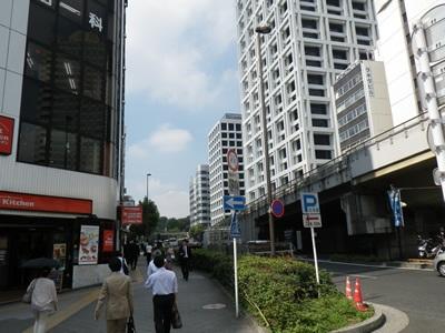 東京メトロ赤坂見附駅A出口