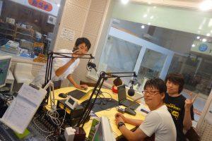 【ラジオ放送】だらずFMで鹿肉の缶詰のクラウドファンディングを紹介しました!