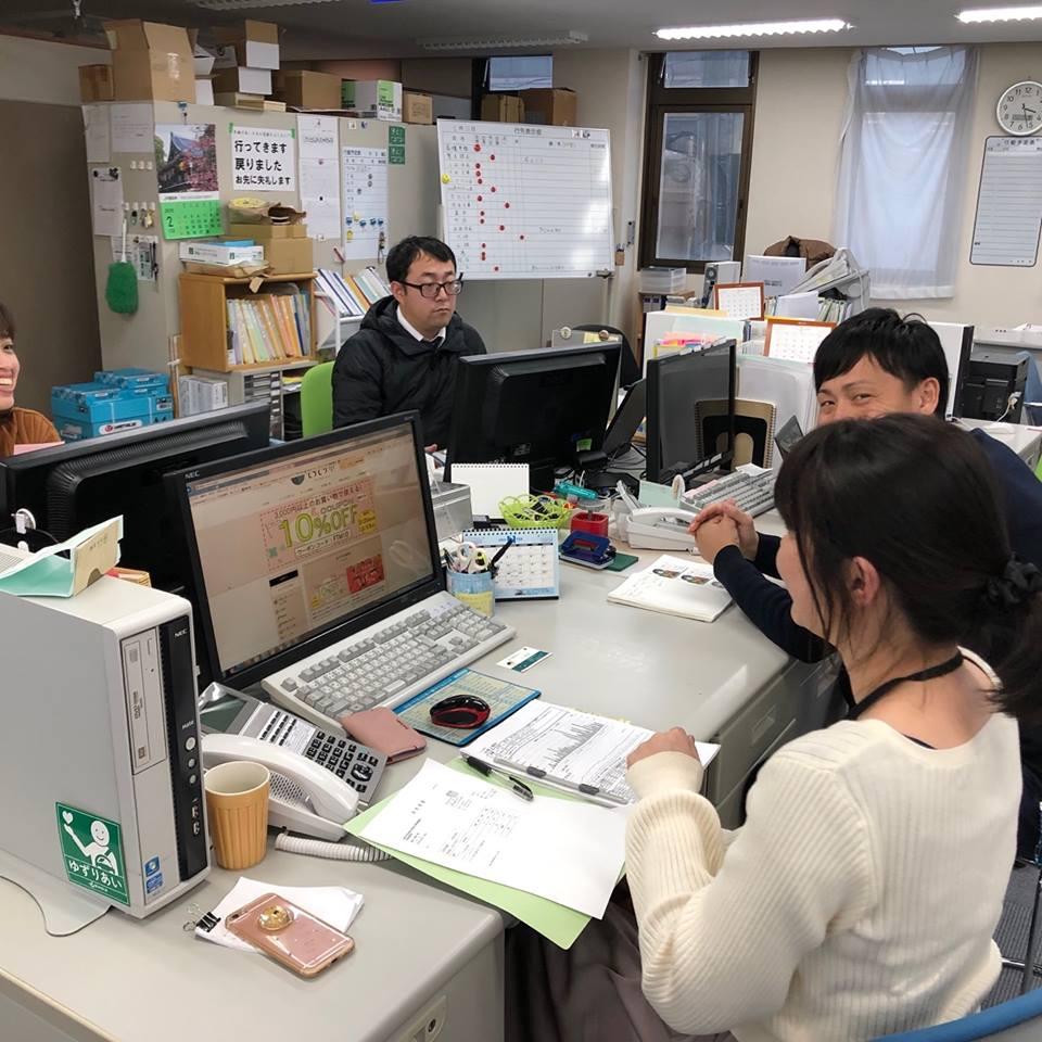 鳥取市の通販サイト「とっとりいち」での現在の課題点について打ち合わせをしてきました!