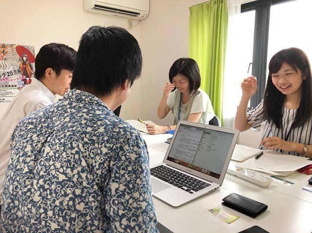 鳥取県庁の方と女性ストレスオフについて情報発信の打ち合わせをしました!