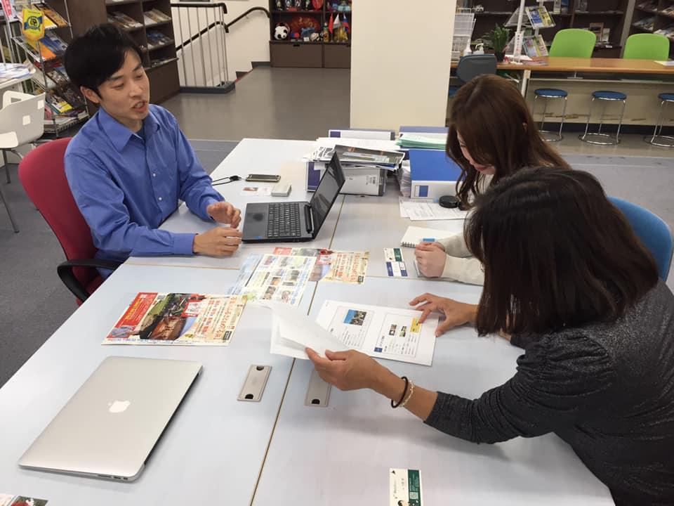 鳥取市観光コンベンションセンターで情報発信とWeb集客の打ち合わせをしてきました!