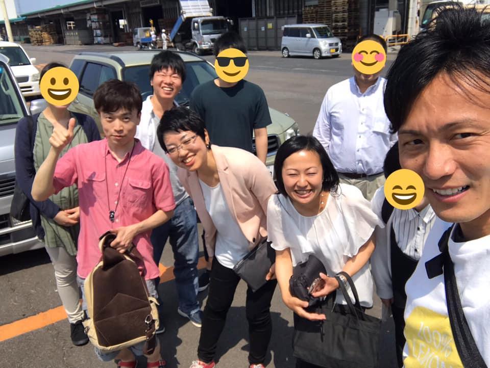 鳥取の食堂「おはよう堂」でコーダーさんとランチ会!!