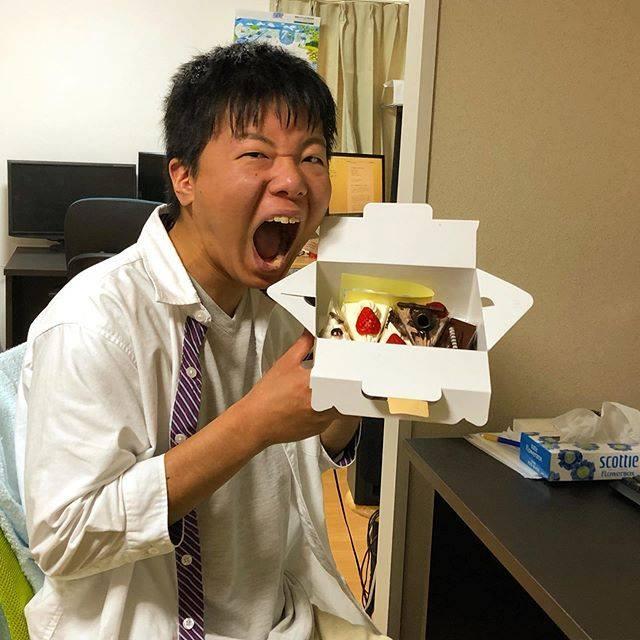 さっけーさんの誕生日㊗!!!