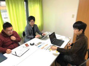学生人材バンクさんと打ち合わせ 八頭高校の授業へ参加決定!!