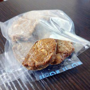 Webもり今日のおやつTime!cafe Amelieさんのクッキーをいただきました!