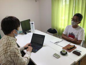 doorpostと通販サイト改善の打ち合わせ!!