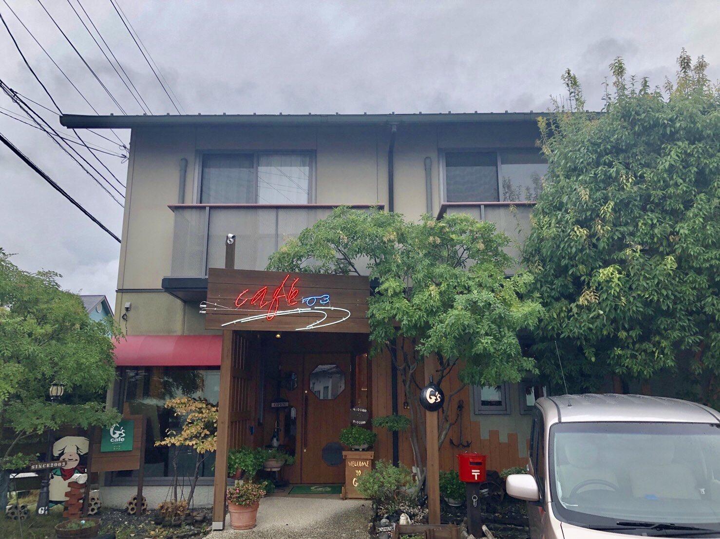 鳥取市立病院近くの「ジーズカフェ」さんと打ち合わせしてきました!