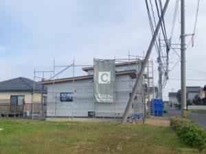 「建築工房 cozy」さんが施工を担当する建設中の物件を見学!!