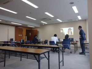 『「食のみやこ鳥取県」コロナ後を見据えた飲食店応援事業オンラインセミナー&相談会』を鳥取県庁で開催しました!